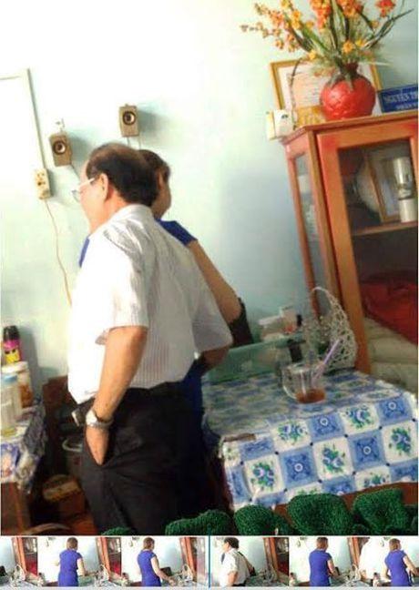 Khien trach ve mat Dang doi voi Pho Giam doc choang tay qua dui nu tap vu - Anh 1