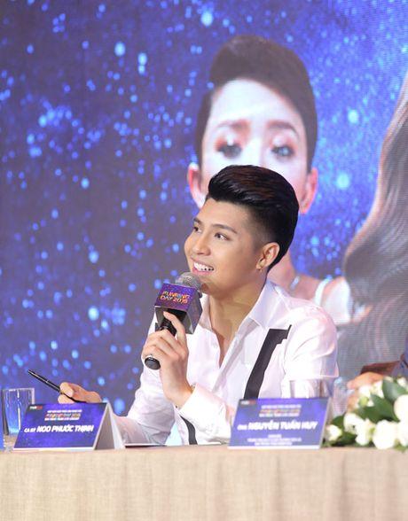 Nhanh tay san ve xem liveshow lon nhat cua Noo Phuoc Thinh - Anh 1