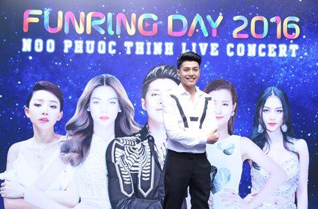 Nhanh tay san ve xem liveshow lon nhat cua Noo Phuoc Thinh - Anh 2