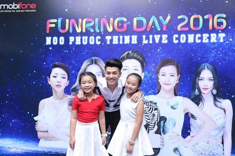 Nhanh tay san ve xem liveshow lon nhat cua Noo Phuoc Thinh - Anh 3