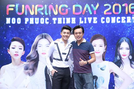 Nhanh tay san ve xem liveshow lon nhat cua Noo Phuoc Thinh - Anh 4