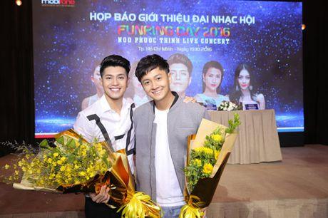 Nhanh tay san ve xem liveshow lon nhat cua Noo Phuoc Thinh - Anh 7