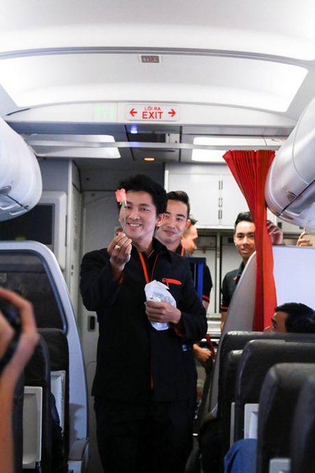 Bat ngo voi chuyen bay toan nam cua Jetstar Pacific - Anh 2