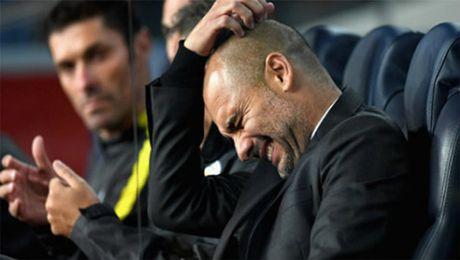 "Man City thua dau Barca, Pep bi ""lot mat na"" - Anh 1"