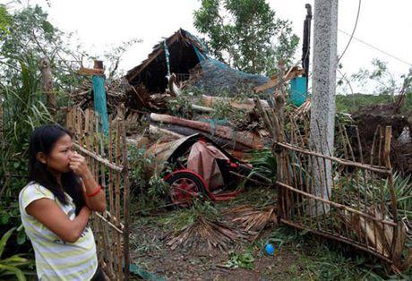 Sieu bao Hai Ma manh ngang ngua sieu bao Haiyan tan pha Philippines - Anh 1