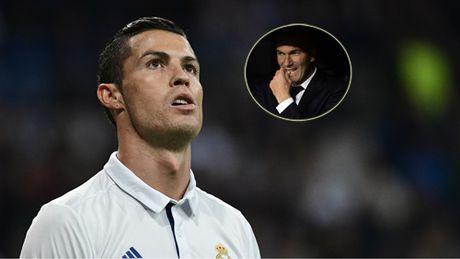 Real Madrid: Ronaldo tit ngoi la loi cua Zidane? - Anh 1