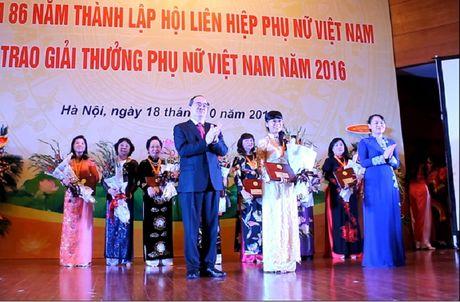 Ngay Phu nu Viet Nam 20/10 nghe 'Nu tuong' ke chuyen bat xang gian - Anh 3