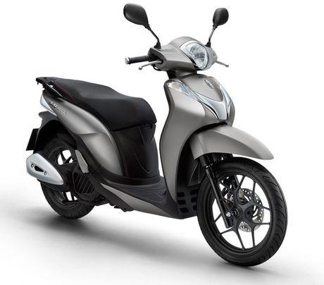 Honda Air Blade va Honda Sh Mode nen mua xe nao la tot nhat? - Anh 2