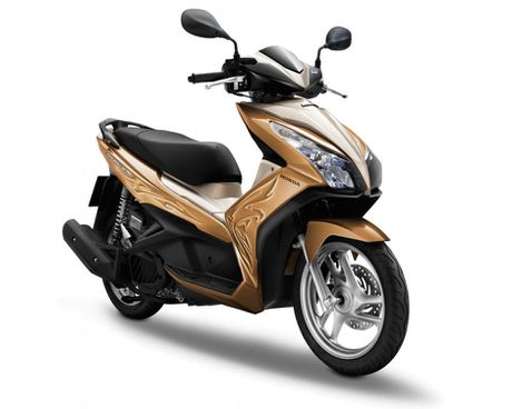 Honda Air Blade va Honda Sh Mode nen mua xe nao la tot nhat? - Anh 3
