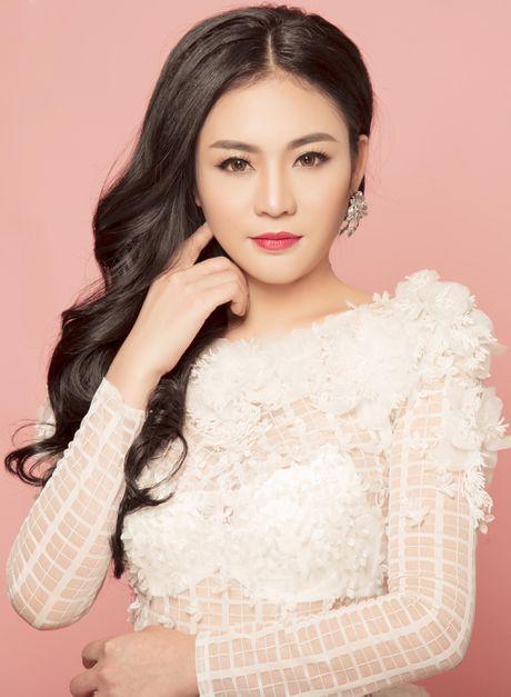 Ca si Quynh Mai: Nguoi dep Nhan ai la chuong trinh co su cong huong lon - Anh 5