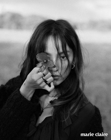 Nhung hinh anh moi nhat cua 'bieu tuong goi cam' Lee Hyori - Anh 11