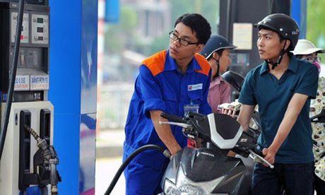 Xang tang lan thu 5 lien tiep, len 16.845 dong/lit - Anh 1