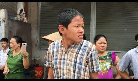 Thieu nien 13 tuoi lai o to gay tai nan lien hoan o Bac Giang - Anh 3