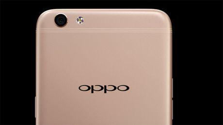 Oppo R9s/R9s Plus ra mat: chuyen selfie, RAM 6GB - Anh 2