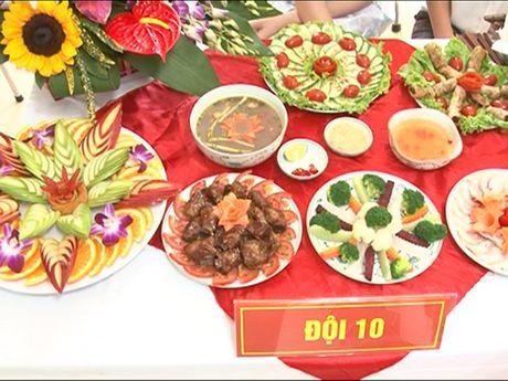 Phu nu Cong an quan Hai Ba Trung: Gioi viec nuoc, dam viec nha - Anh 4