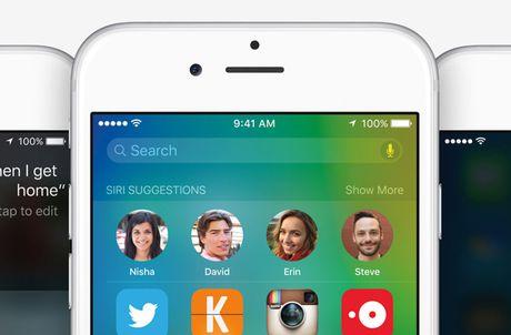 Apple khong cho phep nguoi dung ha xuong iOS 9 nua - Anh 1