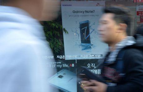 Nguoi dung Galaxy Note 7 co the duoc giam gia khi mua Galaxy S8 hoac Note 8 - Anh 1