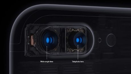 iOS 10.1 ho tro chup xoa phong cho iPhone 7 co the se phat hanh ngay 25/10 - Anh 1