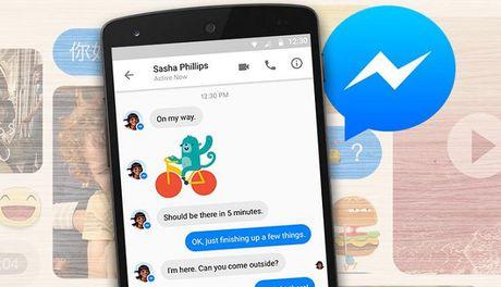 Facebook Messenger thu tinh nang tiet kiem du lieu tren Android - Anh 1