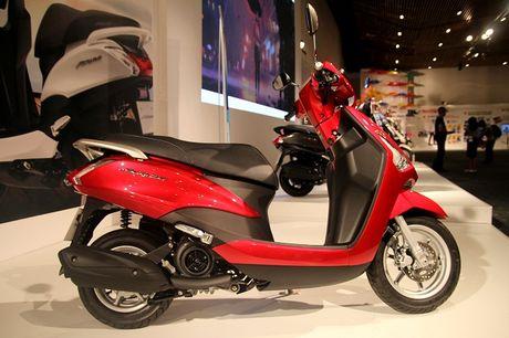 Yamaha Viet Nam bat ngo thu hoi hau het xe Acruzo da ban - Anh 2
