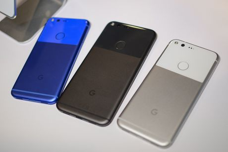 Pixel lap ky luc doanh so smartphone trong lich su Google >> 4 phablet Android co the khoa lap 'noi buon Note 7' - Anh 3