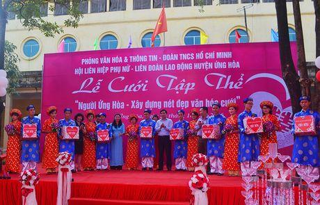 Ron rang le cuoi tap the tai huyen Ung Hoa - Anh 3