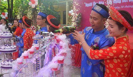 Ron rang le cuoi tap the tai huyen Ung Hoa - Anh 6