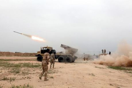 Thu tuong Iraq: Cuoc chien 'duoi' IS khoi Mosul dien ra nhanh hon ky vong - Anh 1