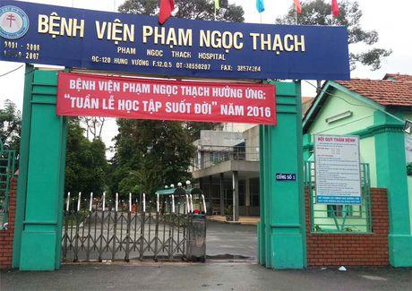 TP Ho Chi Minh: Thanh tra 3 benh vien - Anh 1