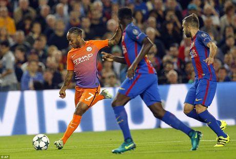 Barcelona 4-0 Man City: Cu hattrick cua Messi - Anh 1