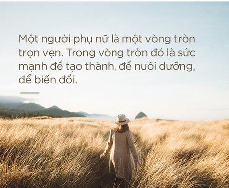 5 tu ky dieu phu nu xung dang don nhan, theo loi 'ong bo ngon tinh' Hoang Anh Tu - Anh 1