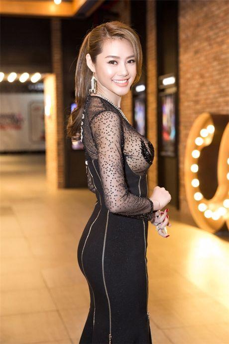 The Thanh lan dau 'bat mi' ki niem 'ngon tinh' voi Thuy Diem - Anh 12