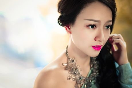The Thanh lan dau 'bat mi' ki niem 'ngon tinh' voi Thuy Diem - Anh 13