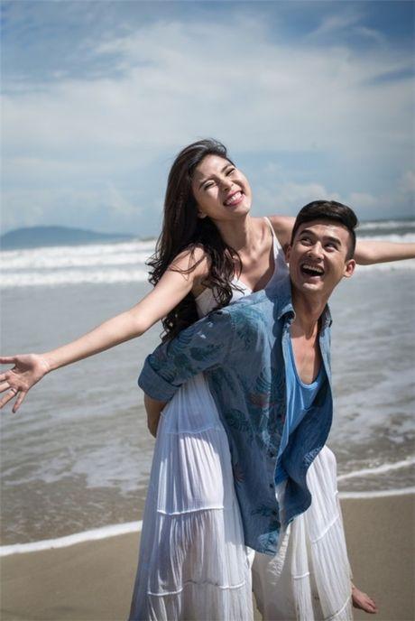 The Thanh lan dau 'bat mi' ki niem 'ngon tinh' voi Thuy Diem - Anh 2