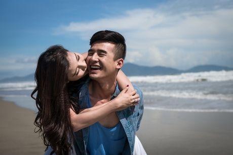 The Thanh lan dau 'bat mi' ki niem 'ngon tinh' voi Thuy Diem - Anh 4