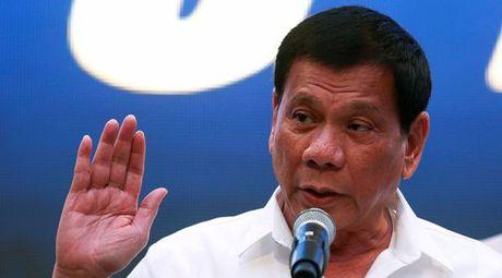 Philippines vua 'pha bang', vua can bang doi ngoai - Anh 1