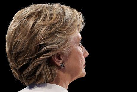 Dau khau quyet liet, Trump - Clinton khong bat tay khi ket thuc tranh luan - Anh 11
