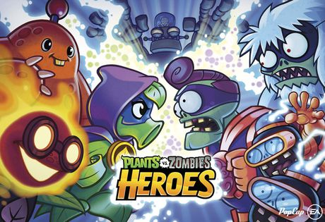 Plants vs. Zombies Heroes cap ben iOS va Android - Anh 1