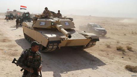 Chien dich Mosul: Phuc tap tham can co de - Anh 1