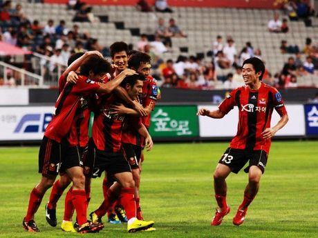 FC Seoul lay doi B tiep tuyen Viet Nam - Anh 1