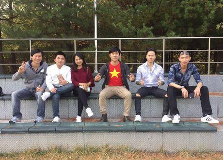 Tuyen Viet Nam thang de nha vo dich Han Quoc - Anh 4