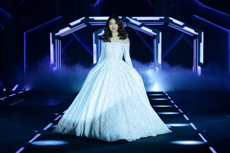 Do My Linh lam vedette giua dan chan dai - Anh 1