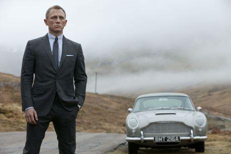 Hanh trinh dang nho cua Daniel Craig cung '007' - Anh 11