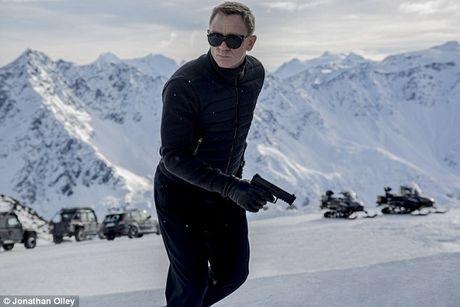 Hanh trinh dang nho cua Daniel Craig cung '007' - Anh 14