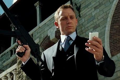 Hanh trinh dang nho cua Daniel Craig cung '007' - Anh 5
