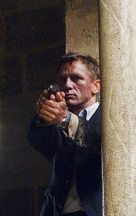 Hanh trinh dang nho cua Daniel Craig cung '007' - Anh 7