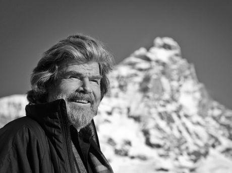 Reinhold Messner - nguoi leo nui vi dai nhat the gioi - Anh 2