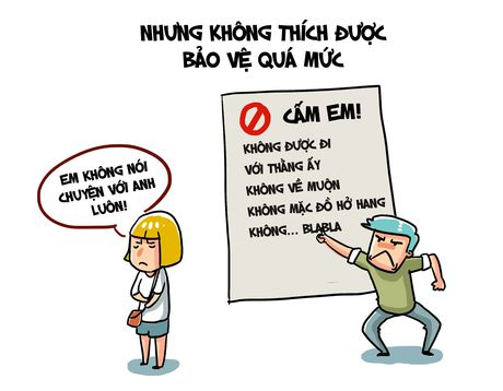 Ngay Phu nu Viet Nam: Su that ve con gai - Anh 6