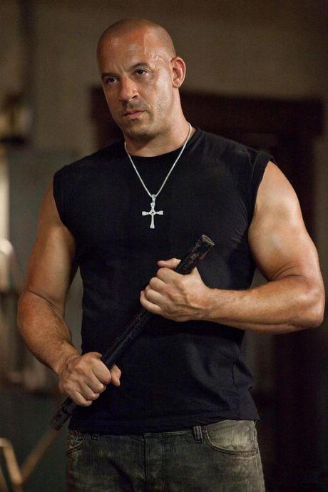 Vin Diesel muon gianh Oscar voi 'Fast 8' - Anh 1