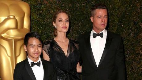 Con ca cua Brad Pitt khong muon gap bo - Anh 1